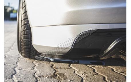 Накладка задняя Audi S3 8P
