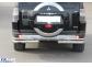 Защита задняя Opel Combo D
