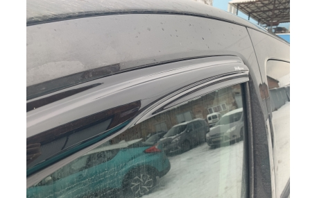 Дефлекторы окон Mercedes Citan