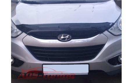 Дефлектор капота Hyundai ix35
