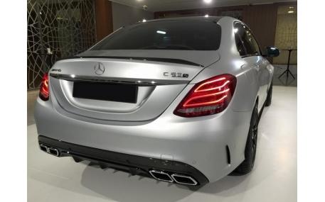 Спойлер Mercedes C-class W205