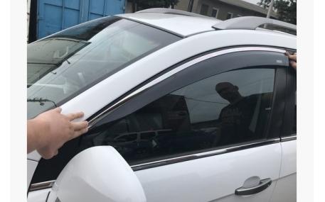 Дефлекторы окон Fiat Tipo