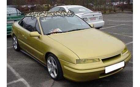 Ресницы Opel Calibra