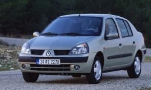 Clio (2001-2005)