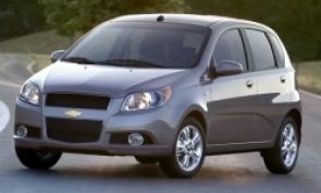 Aveo T255 (2008-2012)