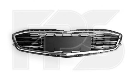 Решетка радиатора Chevrolet Malibu