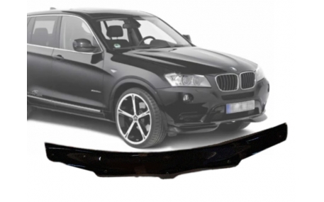 Дефлектор капота BMW X3 F25