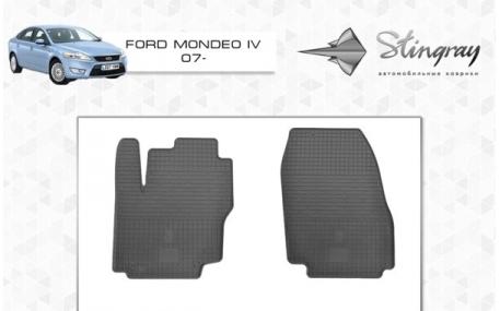 Коврики в салон Ford Mondeo MK4
