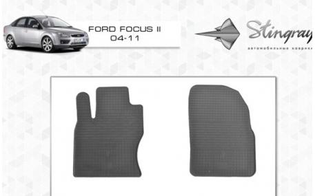 Коврики в салон Ford Focus MK2