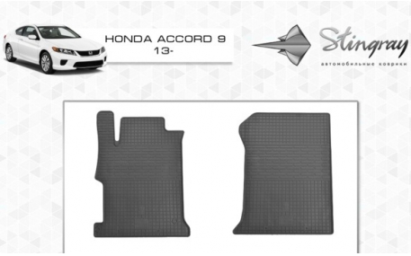 Коврики в салон Honda Accord