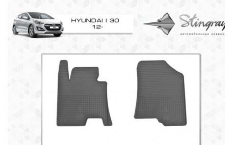 Коврики в салон Hyundai i30