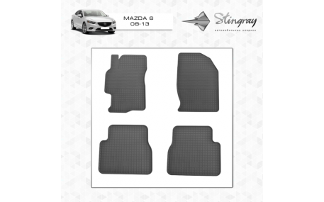 Коврики в салон Mazda 6