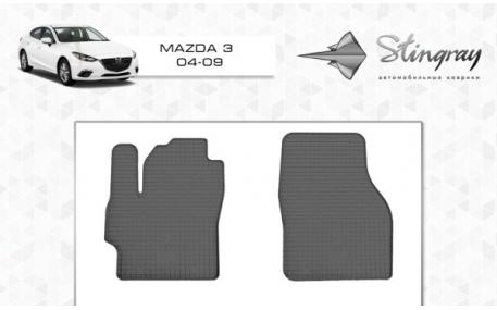 Коврики в салон Mazda 3