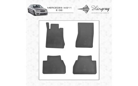 Коврики в салон Mercedes E-class W211