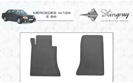 Коврики в салон Mercedes E-class W124