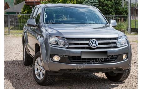 Хром накладки Volkswagen Amarok