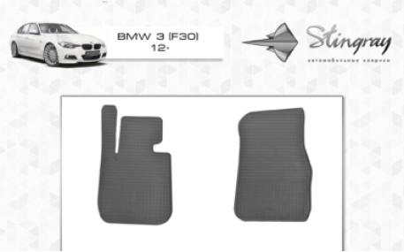 Коврики в салон BMW F30