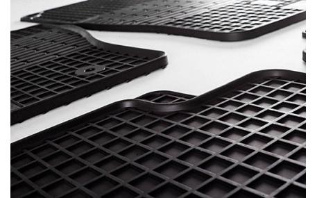 Коврики в салон BMW X3/X4