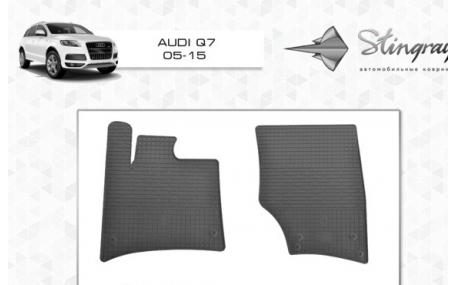 Коврики в салон Audi Q7