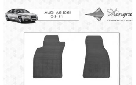 Коврики в салон Audi A6 C6