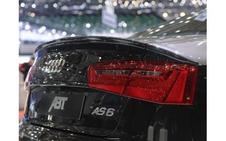 Спойлер AUDI A6 С7