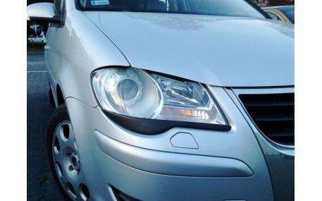 Ресницы Volkswagen Touran