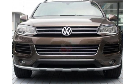Накладка передняя Volkswagen Touareg