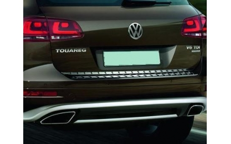 Накладка задняя Volkswagen Touareg