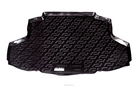 Коврик в багажник Mitsubishi Lancer X