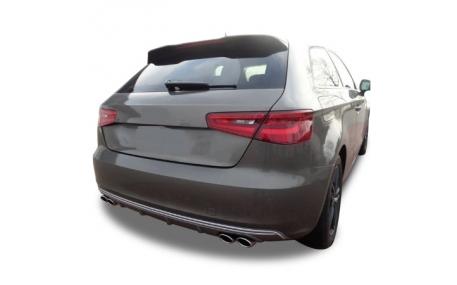 Спойлер Audi A3 8V