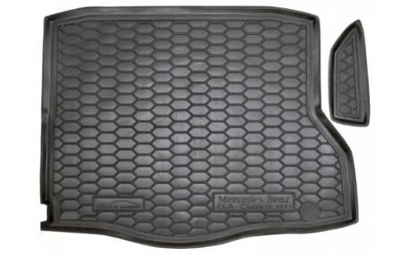 Коврик в багажник Mercedes CLA-class C117
