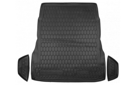 Коврик в багажник Mercedes S-class W222