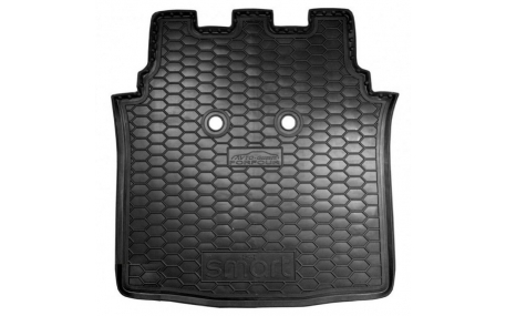 Коврик в багажник Smart Forfour С454
