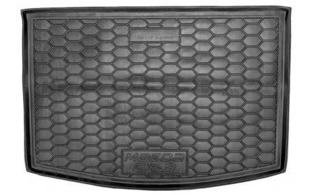 Коврик в багажник Mazda CX-3
