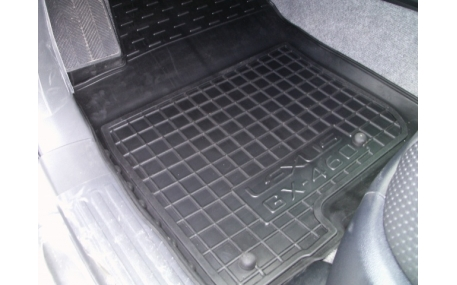 Коврики в салон Toyota Land Cruiser Prado 150