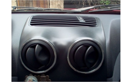 Кольца в щиток приборов Alfa Romeo 145
