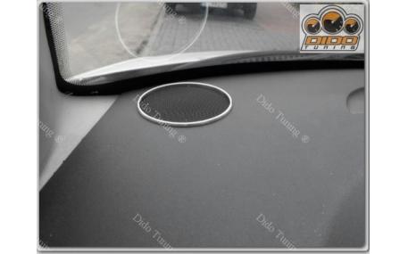Кольца в щиток приборов Citroen C3