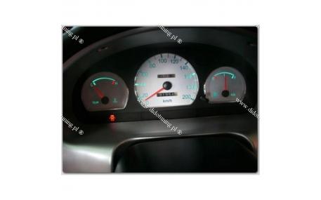 Кольца в щиток приборов Hyundai Accent