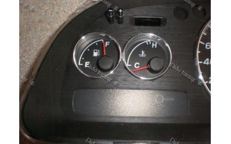 Кольца в щиток приборов Subaru Impreza