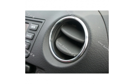 Кольца в щиток приборов Toyota Yaris