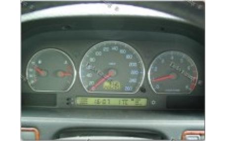 Кольца в щиток приборов Volvo 850