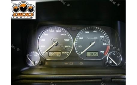 Кольца в щиток приборов Volkswagen Golf 3