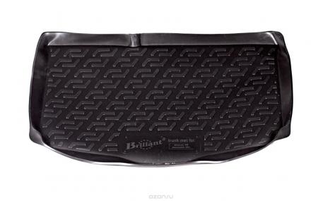 Коврик в багажник Citroen С3