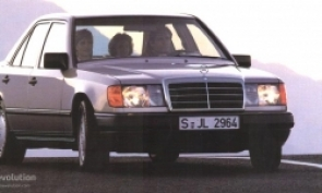 E-class W124 (1985-1993)
