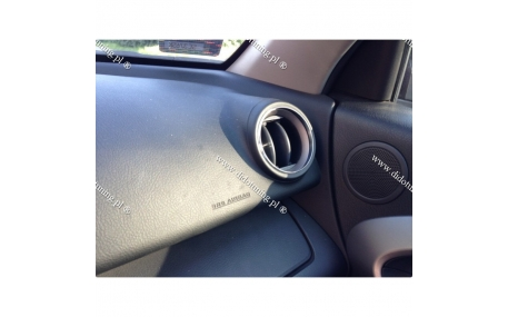 Кольца в щиток приборов Toyota Rav 4