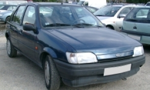 Fiesta (1989-1995)