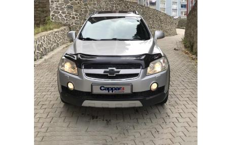 Дефлектор капота Chevrolet Captiva