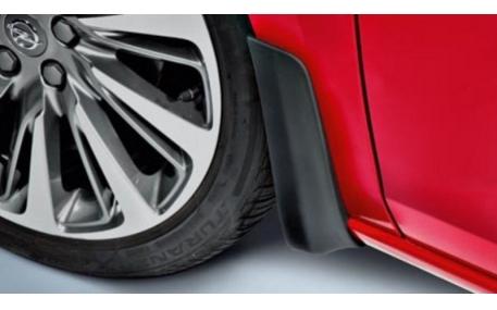 Брызговики Opel Astra H