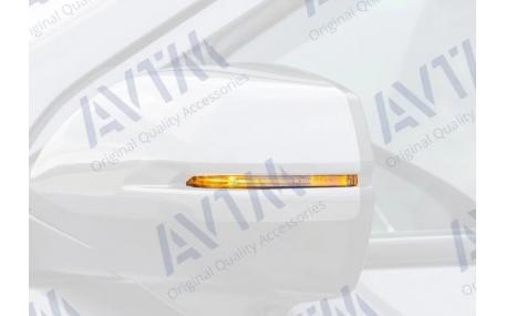 Поворот Honda CR-V