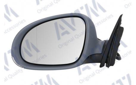 Зеркало левое Skoda Superb